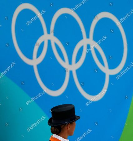 Editorial photo of Rio 2016 Olympic Games, Equestrian, Olympic Equestrian Centre, Brazil - 10 Aug 2016
