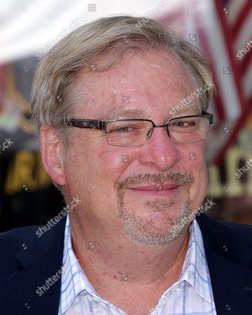 Stock Photo of Rick Warren