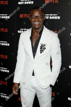 Editorial photo of The Official Premiere of the Netflix Original Series 'The Get Down' - Arrivals, New York, USA - 11 Aug 2016