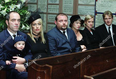 Kimberley Joseph, Hermione Norris, Robert Bathurst, Fay Ripley, John Thomson, James Nesbitt (Season Five)