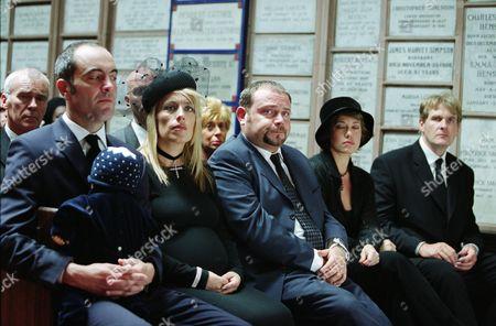 Kimberley Joseph, Robert Bathurst, Fay Ripley, John Thomson, James Nesbitt (Season Five)