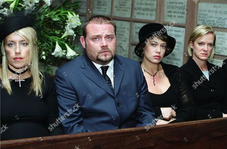 Kimberley Joseph, Hermione Norris, Fay Ripley, John Thomson (Season Five)