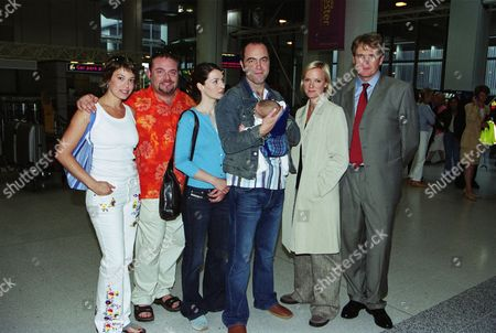 Kimberley Joseph, Hermione Norris, Robert Bathurst, John Thomson, Helen Baxendale, James Nesbitt (Season Five)