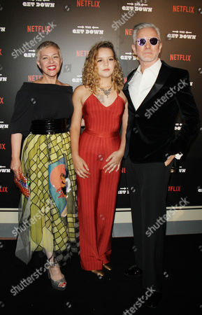Editorial picture of Netflix 'The Get Down' series screening, New York, USA - 11 Aug 2016