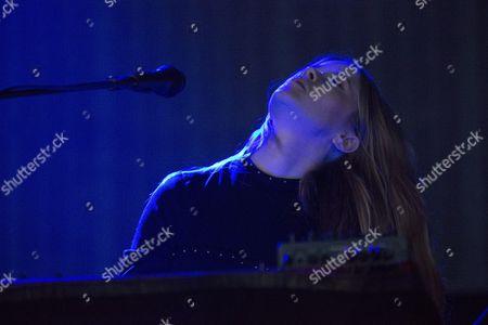 Stock Picture of Anna von Hausswolff