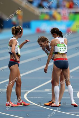 Editorial image of Rio 2016 Olympic Games Day Seven - 12 Aug 2016