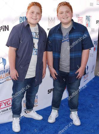 Benjamin Royer and Matthew Royer