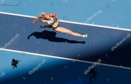 Editorial photo of Rio 2016 Olympic Games, Athletics, Olympic Stadium, Brazil - 13 Aug 2016