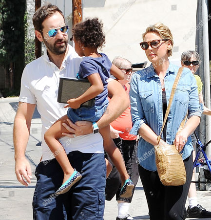 Katherine Heigl, Josh Kelley, Naleigh Kelley, Adalaide Kelley