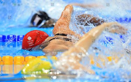 Editorial image of Swimming - Olympics: Day 8. Rio de Janerio, Brazil - 13 Aug 2016