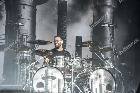 Stock Image of Fear Factory - Mike Heller