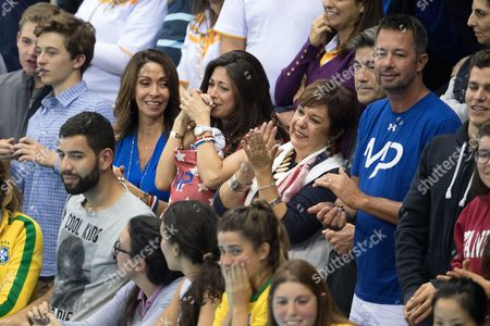 Editorial photo of Rio 2016 Olympic Games, Swimming, Olympic Aquatics Stadium, Brazil - 13 Aug 2016