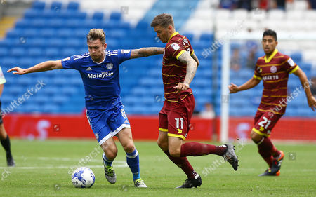 Editorial picture of Football - Sky Bet Championship 2016/17 Cardiff City v QPR Cardiff City Stadium, Cardiff, United Kingdom - 14 Aug 2016