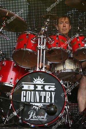 Stock Image of Big Country - Mark Brzezicki
