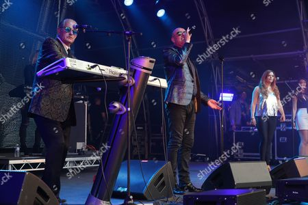 Heaven 17 - Martyn Ware and Glenn Gregory