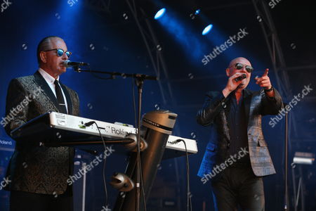Heaven 17 - Martyn Ware and Glenn Gregory