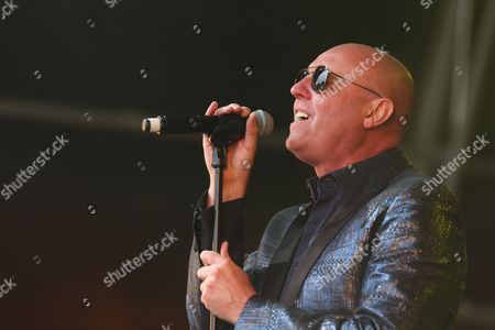 Heaven 17 - Glenn Gregory