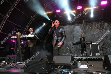 Heaven 17 - Martyn Ware, Glenn Gregory and Berenice Scott