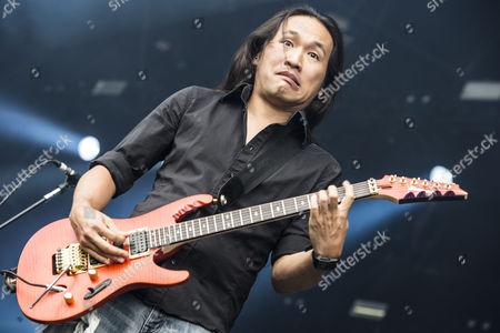 Stock Image of Herman Li