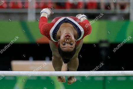 Editorial photo of Rio 2016 Olympic Games, Gymnastics, Rio Olympic Arena, Brazil - 14 Aug 2016
