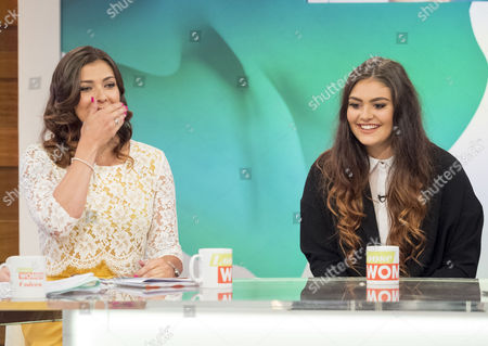 Editorial photo of 'Loose Women' TV show, London, UK - 15 Aug 2016