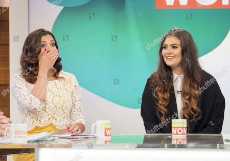 Editorial image of 'Loose Women' TV show, London, UK - 15 Aug 2016