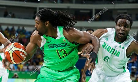 Editorial picture of Rio 2016 Olympic Games, Basketball, Maracanazinho, Brazil - 15 Aug 2016