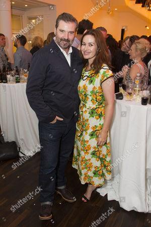Brendan Coyle and Maimie McCoy