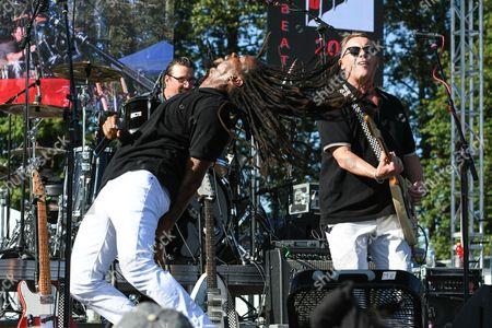 Editorial photo of Stillaguamish Festival of the River, Arlington, Washington, USA - 13 Aug 2016