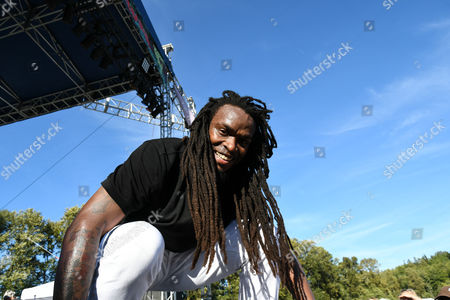 Stock Picture of Ranking Roger
