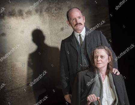 Ian Hughes as David Roberts, Lucy Black Annie Roberts