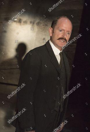 Ian Hughes as David Roberts