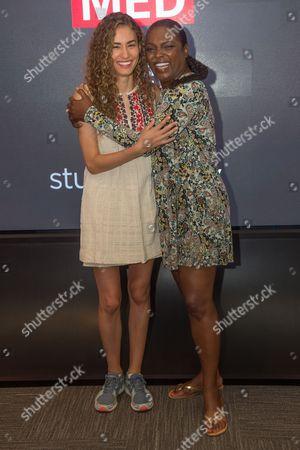 Rachel DiPillo and Marlyne Barrett