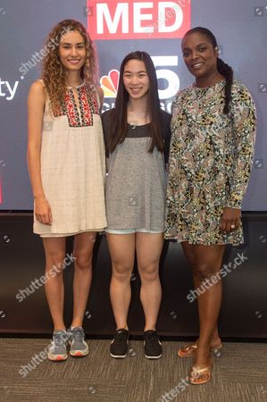 Editorial image of 'Chicago Med' TV show meet and greet, USA - 07 Aug 2016