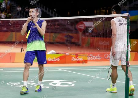Editorial image of Rio 2016 Olympic Games, Badminton, Riocentro, Brazil - 17 Aug 2016