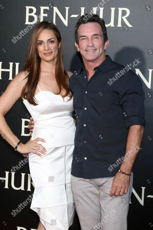 Editorial picture of 'Ben-Hur' film premiere, Los Angeles, USA - 16 Aug 2016