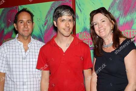 Stock Image of Jim Czarnecki, Danny Gabai, Molly Thompson (Producers)