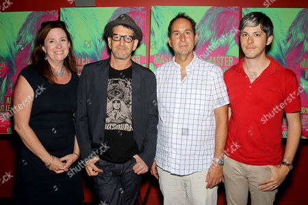 Stock Picture of Molly Thompson (Producer), Jeff Feuerzeig (Director), Jim Czarnecki (Producer), Danny Gabai (Producer)