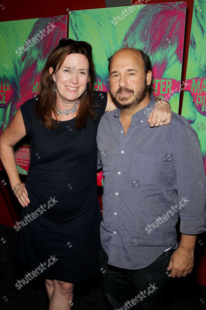 Molly Thompson (Producer), Andrew Rossi