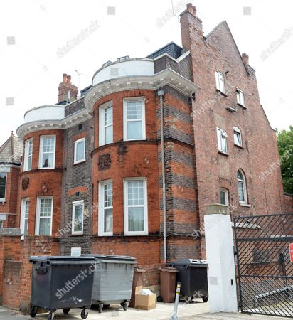The Current Home Of Myra Ling-ling Forde In Kilburn Nw London Now 67 Who Operated A Brothel From Her Home In Salisbury Wiltshire She Had Allegedly Threatened To Expose Sir Edward Heath As A Paedophile. She Was Found Guilty Of Brothel-keeping In 2009.