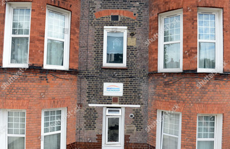 The Current Home Of Myra 'ling-ling' Forde In Kilburn Nw London Now 67 Who Operated A Brothel From Her Home In Salisbury Wiltshire. She Allegedly Threatened To Expose Sir Edward Heath As A Paedophile. She Was Found Guilty Of Brothel-keeping In 2009.