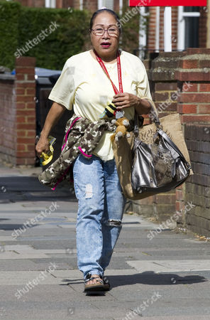 Myra Ling-ling Forde 67 Near Her Home In Kilburn Nw London. She Operated A Brothel From Her Home In Salisbury Wiltshire And She Had Allegedly Threatened To Expose Sir Edward Heath As A Paedophile She Was Found Guilty Of Brothel-keeping In 2009.