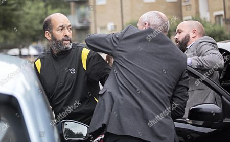 News - A Man Believed To Be Lakhdar Djelloul Is Taken Back Into Custody After A Scuffle Outside His Family Home. A Couple At The Centre Of A Scotland Yard Terror Probe Ran A Cycling Charity Funded By Tower Hamlets Council Under Its Shamed Mayor Lutfur Rahman. Lakhdar Djelloul 51 His British Muslim Convert Wife Wife Janice 53 And Their Three Teenage Girls Were Arrested When Officers Swooped On Their East London Home. Officers Suspect The Pair Who Have Eight Children May Have Been Preparing To Flee The Country To Join Islamic State In Syria. But Their Arrests Shocked Neighbours Who Described Them As 'respectable' Pillars Of The Local Community Who Appeared To Have Dedicated Their Lives To Helping Young People. The Couple Established The First Cycling Club In Tower Hamlets In 2008 And Went On To Receive Tens Of Thousands Of Pounds In Public And Charity Funding.
