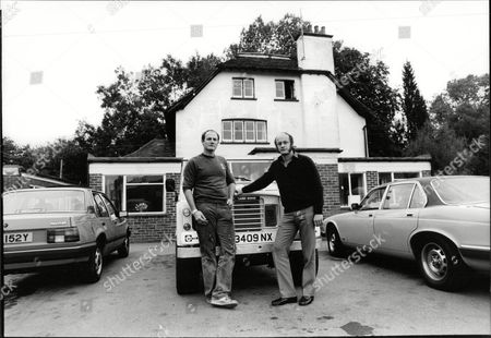 Editorial image of Andy Sargeant (l) And John Sargeant Brothers Of 'body In The Boot' Shotgun Victim Jim Sargeant. Box 690 130106162 A.jpg.