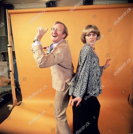 Leslie Phillips and Carol Hawkins