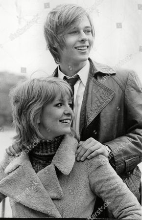 Actress Jane Asher And Actor John Moulder-brown In The Film: Deep End. Box 692 1409061633 A.jpg.