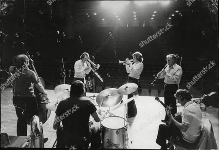 Chris Barber and his Jazz Band - Jim Bray (Bass), Ron Bowden (Drums), Chris Barber (Trombone), Pat Halcox (Trumpet), Monty Sunshine (Clarinet) and Lonnie Donegan (Banjo)
