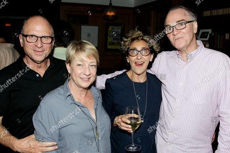 Bob Berney (Amazon Studios Movie Marketing, Distribution), Jeanne Berney, Donna Daniels, Eamonn Bowles (President Magnolia Pictures)