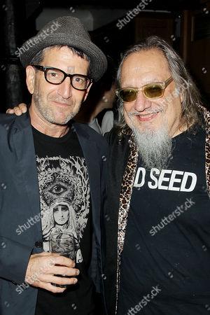 "Jeff Feuerzeig (Director), Larry ""Ratso"" Sloman"