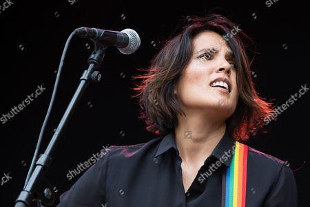 Stock Image of Tanita Tikaram